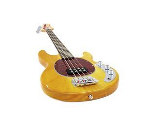 DIMAVERY MM-501 E-Bass, natur