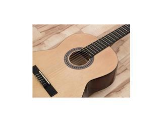DIMAVERY AC-E300 Klassik-Gitarre, natur