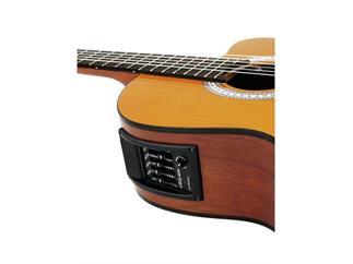 DIMAVERY CN-500 Klassik-Gitarre, natur