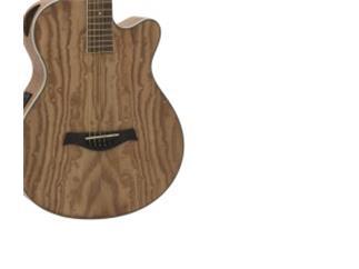 DIMAVERY SP-100 Westerngitarre, natur