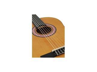 DIMAVERY AC-303 Klassik-Gitarre, Ahorn