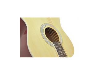 DIMAVERY AW-303 Western-Gitarre, natur
