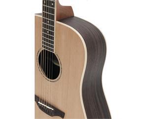 DIMAVERY PWS-41 Western-Gitarre massiv