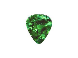DIMAVERY Pick 0,71mm Perleffekt grün  /12 Stück