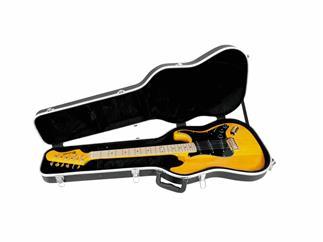 DIMAVERY ABS-Case für E-Gitarre