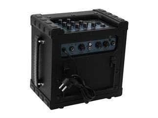 DIMAVERY Deluxe-1 E-Gitarren-Amp 10W schwarz