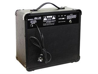DIMAVERY BA-30 Bass-Verstärker 30W