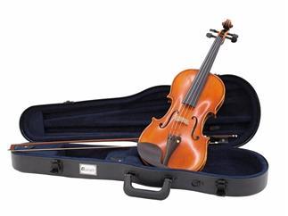 DIMAVERY ABS-Case für Violine, 1/8