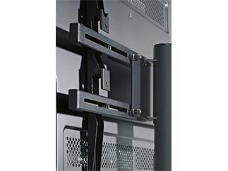 König & Meyer 26782 Bildschirmstativ - schwarz struktur