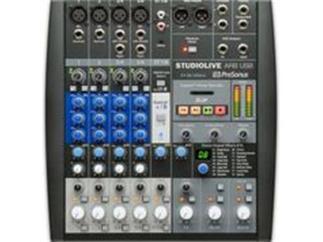 Presonus Studio Live AR8 USB