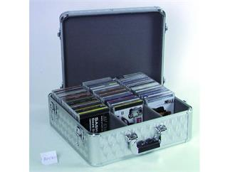 CD-Case ALU poliert 100 CDs