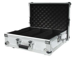 Roadinger CD-Case Profi ALU silber