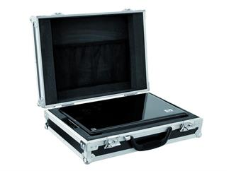 "Laptop-Case LC-15 maximal 370x255x30mm, Flightcase für 38,1-cm-Notebooks (15"")"