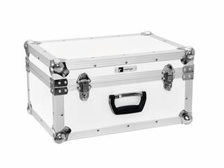 ROADINGER Universal-Koffer-Case Tour Pro 52x36x29cm weiß