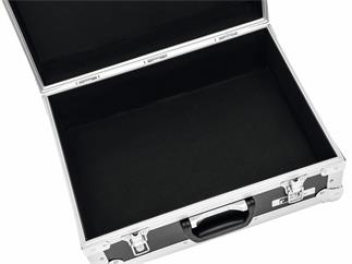 ROADINGER Universal-Koffer-Case Tour Pro 48x35x24cm schwarz
