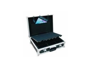 Universal-Koffercase mit Dividern,schwarz