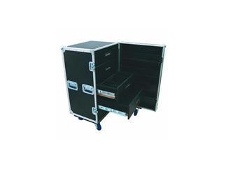 Universal Schubladencase TSF-1 blue wheel