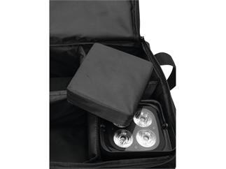 EUROLITE SB-4 Soft-Bag - Schwarzes Softbag für unterwegs