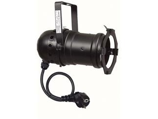 PAR-30 Spot, mit Kabel, E-27, schwarz