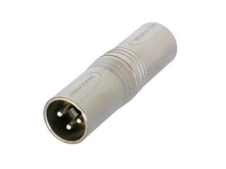 Neutrik NA3MM Adapter XLR male/male