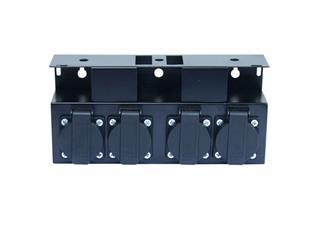 EUROLITE SB-4 Stahlbox unverkabelt