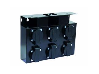 EUROLITE SB-6 Stahlbox unverkabelt