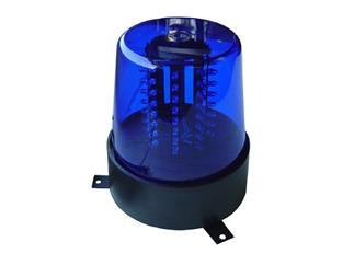 ADJ LED Polizeilicht blau