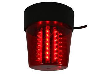 ADJ LED Polizeilicht rot