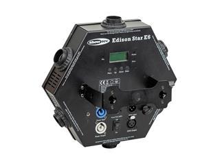 Showtec Edison Star E6, DMX Dimmer 6x E27