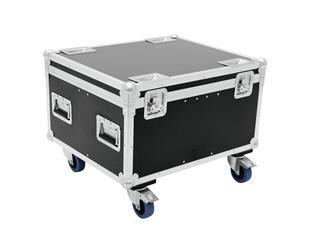 ROADINGER Transportcase für 4x TMH-30/40/60 mit Rollen