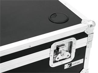 ROADINGER Transportcase für 8x AKKU UP-4