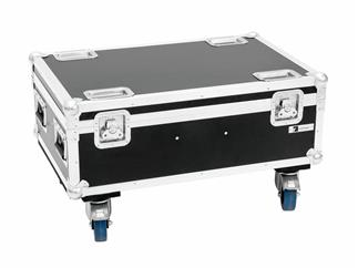 ROADINGER Flightcase 4x THA-40 PC mit Rollen
