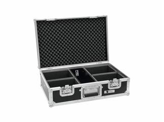ROADINGER Flightcase für 4x LED IP PAR 3x12W HCL