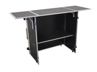 ROADINGER DJ-Tisch zusammenklappbar 1480x510x930mm