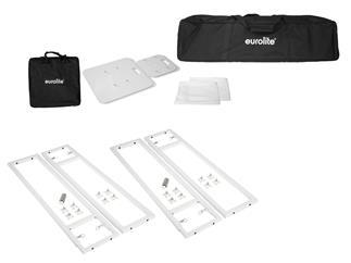 EUROLITE 2x Stage Stand variabel inkl. Cover und Tasche
