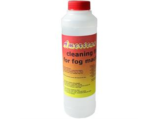Cleaning fluid 250mL - Nebelmaschinenreiniger
