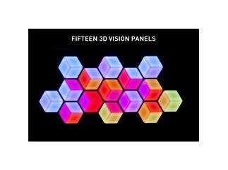 ADJ 3D VISION Panel