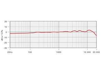 Røde NT1000 schwarz, Großmembran-Kondensatormikrofon, schwarz