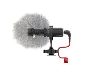 Røde VideoMicro, ultra-kompaktes Kamera-Richtmikrofon, Kameraspeisung