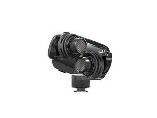 Røde Stereo VideoMic X, Stereo-Kameramikrofon, Batterie- und Phantomspeisung