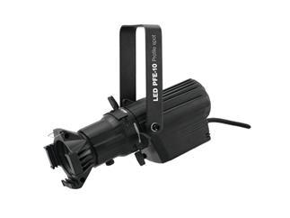 Eurolite LED PFE-10 3000K Profile Spot schwarz