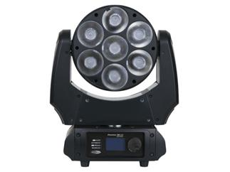 4er Set Showtec Phantom 70 LED Beam - 7 x 10W RGBW LED