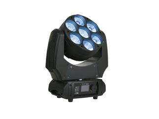 Showtec Phantom 70 LED Beam - 7 x 10W RGBW LED - DEMO