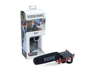 Rode Video Mic Rycote Kondensator-Richtmikrofon