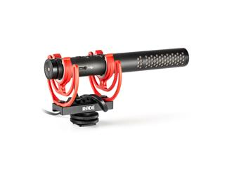 Røde VideoMic NTG, kompaktes Supernieren-Richtmikrofon zur Kameramontage