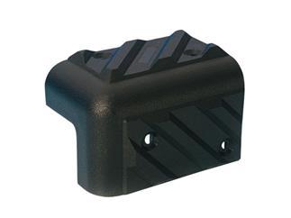 ah Hardware 4013 - Boxenecke Kunststoff stapelbar schwarz