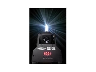 Showtec XS-1W Mini Moving Beam 10W white LED - B-STOCK