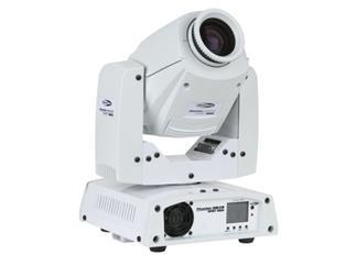 Showtec Phantom 50 LED Spot MKII 50W Moving-Head WEIß