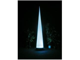 AIRCONE LED, 2,5m, RGB, DMX
