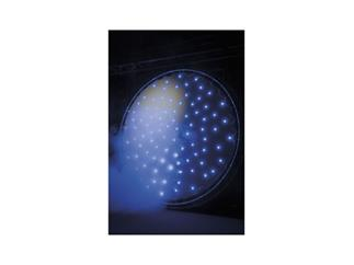 Star Sky Circle Curtain RGB, 1,4m inkl Controller und Flightcase
